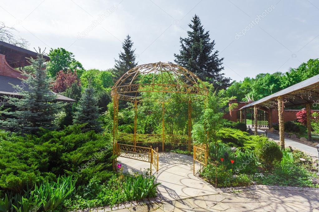 Diseo de paisajes y jardines stunning elegante diseno de - Paisajes de jardines ...