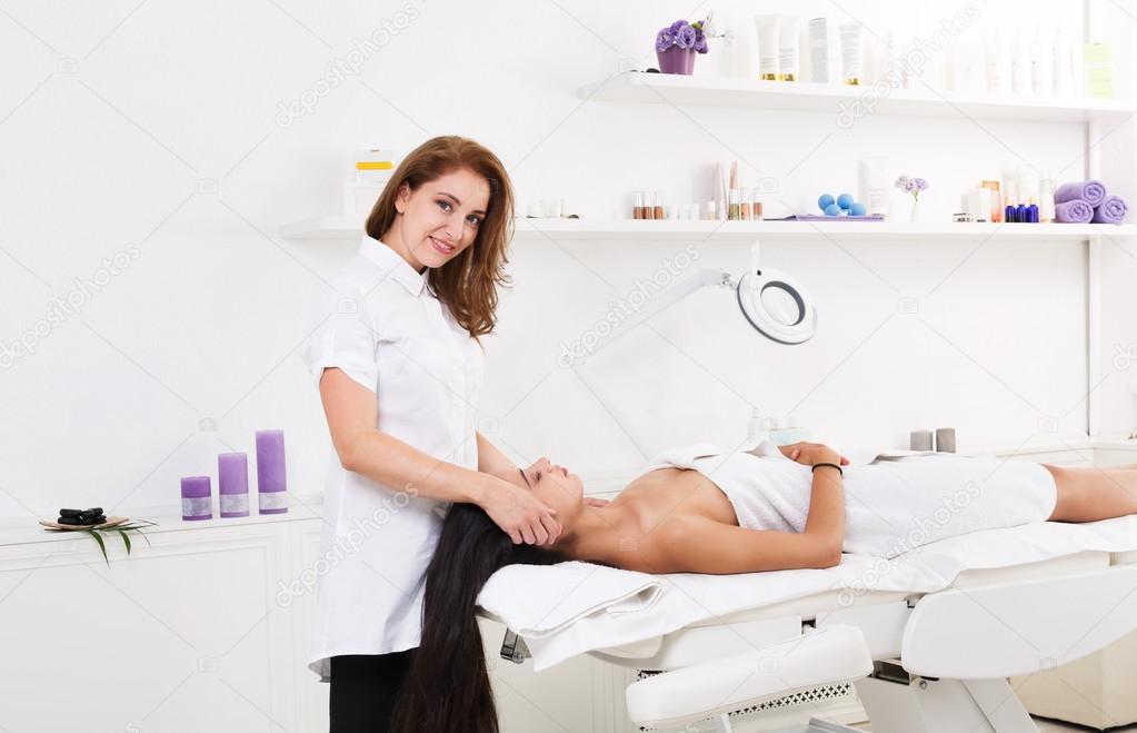 profesional masaje morena