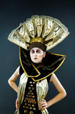 Carnival Masked woman