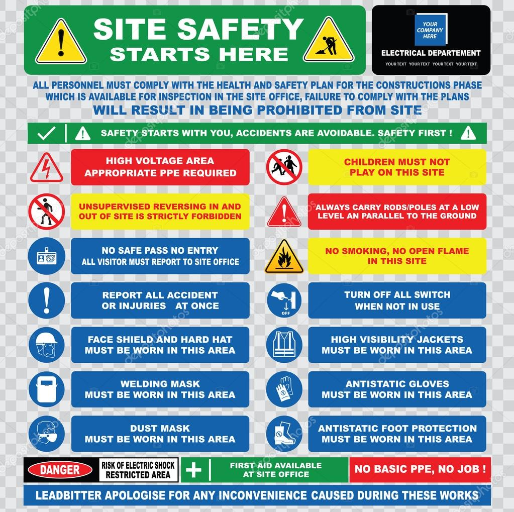 safety construction practice Safety issues have gained vital importance throughout the construction industry many construction companies around the world are implementing safety, health, and.