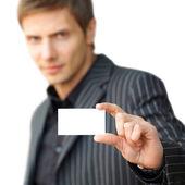 Ember találat üres névjegykártya