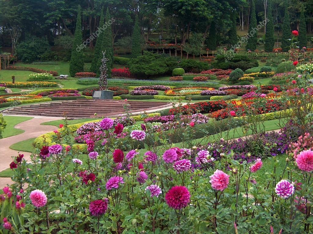 The Mae Fah Luang Garden thailand