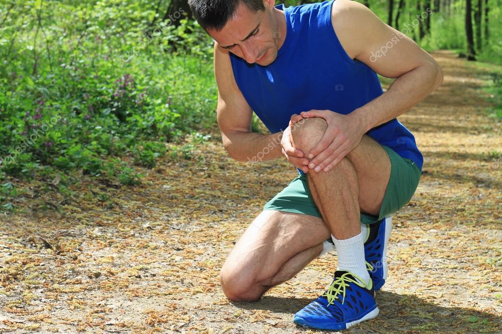 Knieschmerzen beim Joggen und Laufen