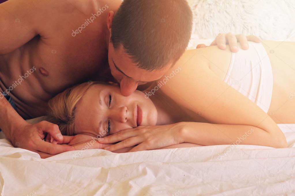 bed love sex