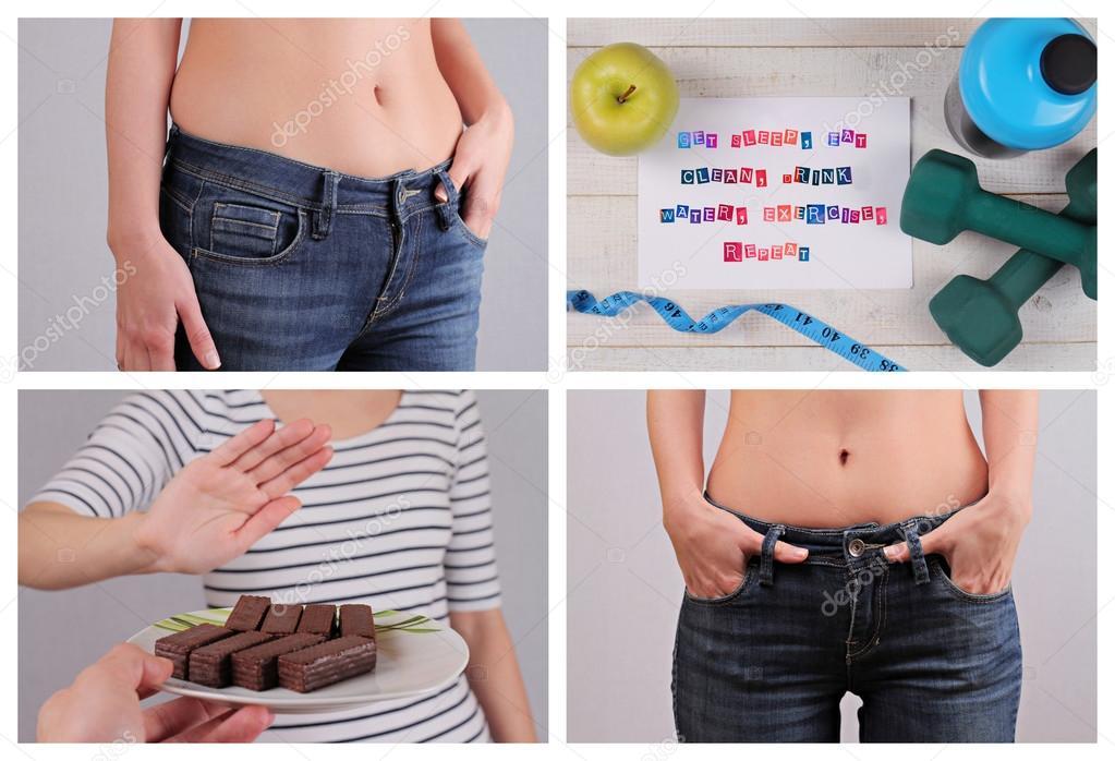 Resultados perdida de peso deporte