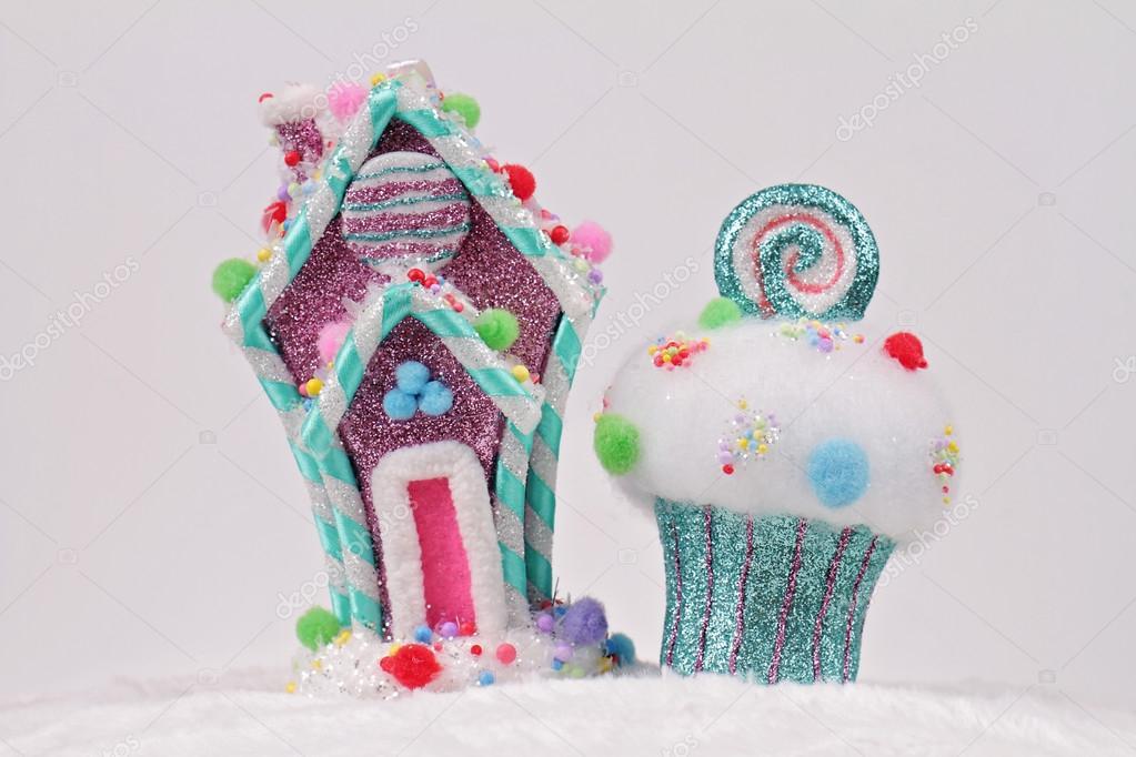 Candyland Weihnachten Frohe Weihnachten Und Happy New Year