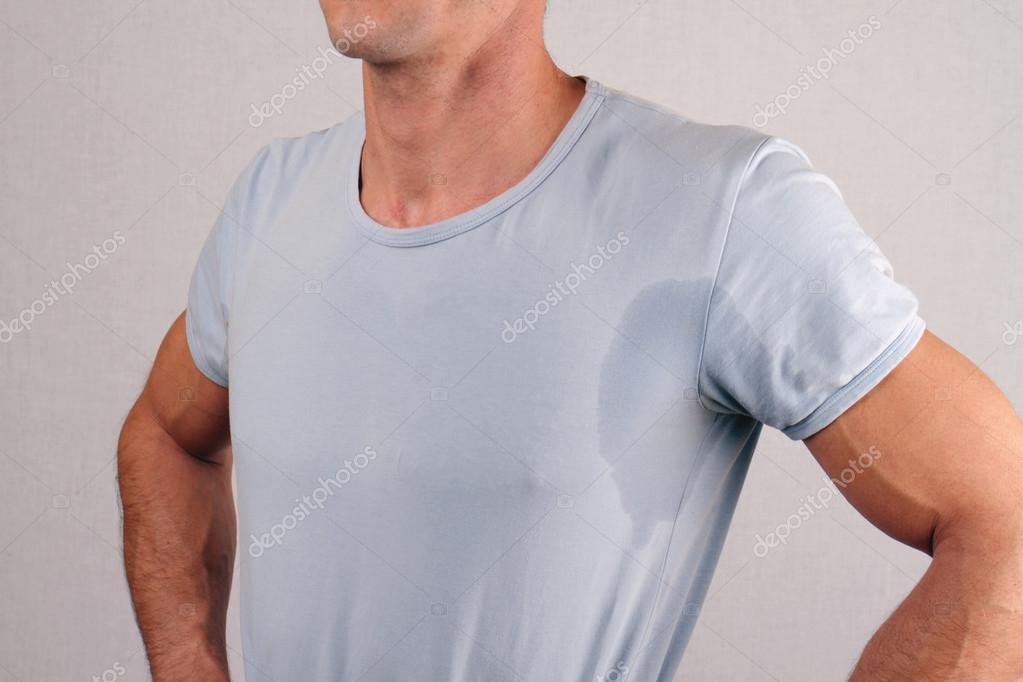 t shirt sport transpiration