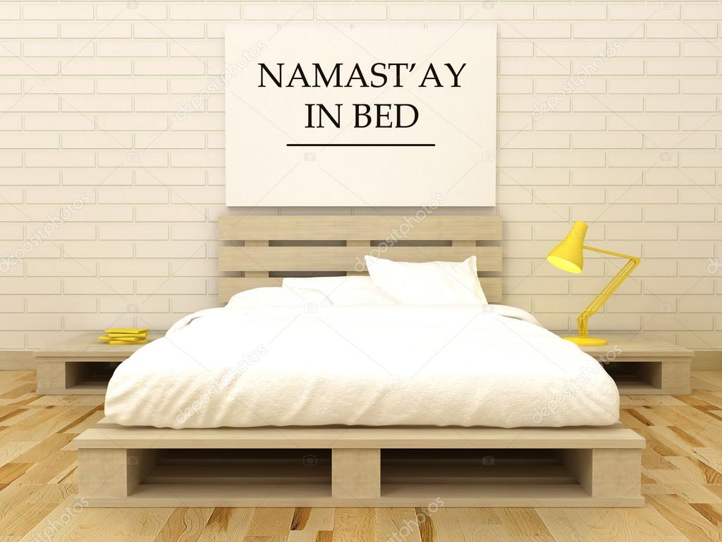 Ordinaire Namaste Yoga Art. Bedroom Decor. Yoga Gift Idea. Motivation Art.  Inspirational Quote.Home Decor Wall Art. Scandinavian Style Home Interior  Decoration ...