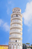 The Leaning Tower of Pisa, Itálie
