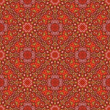 Ethnic seamless pattern