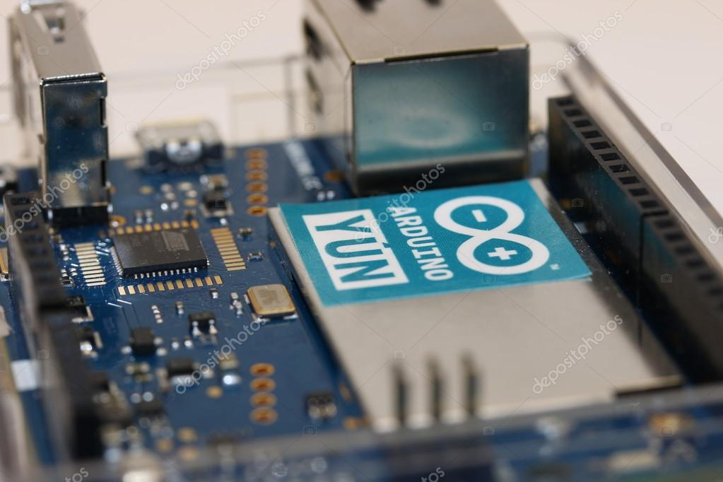 Electronics, DIY and Arduino — Stock Photo © Schlyx #67934765