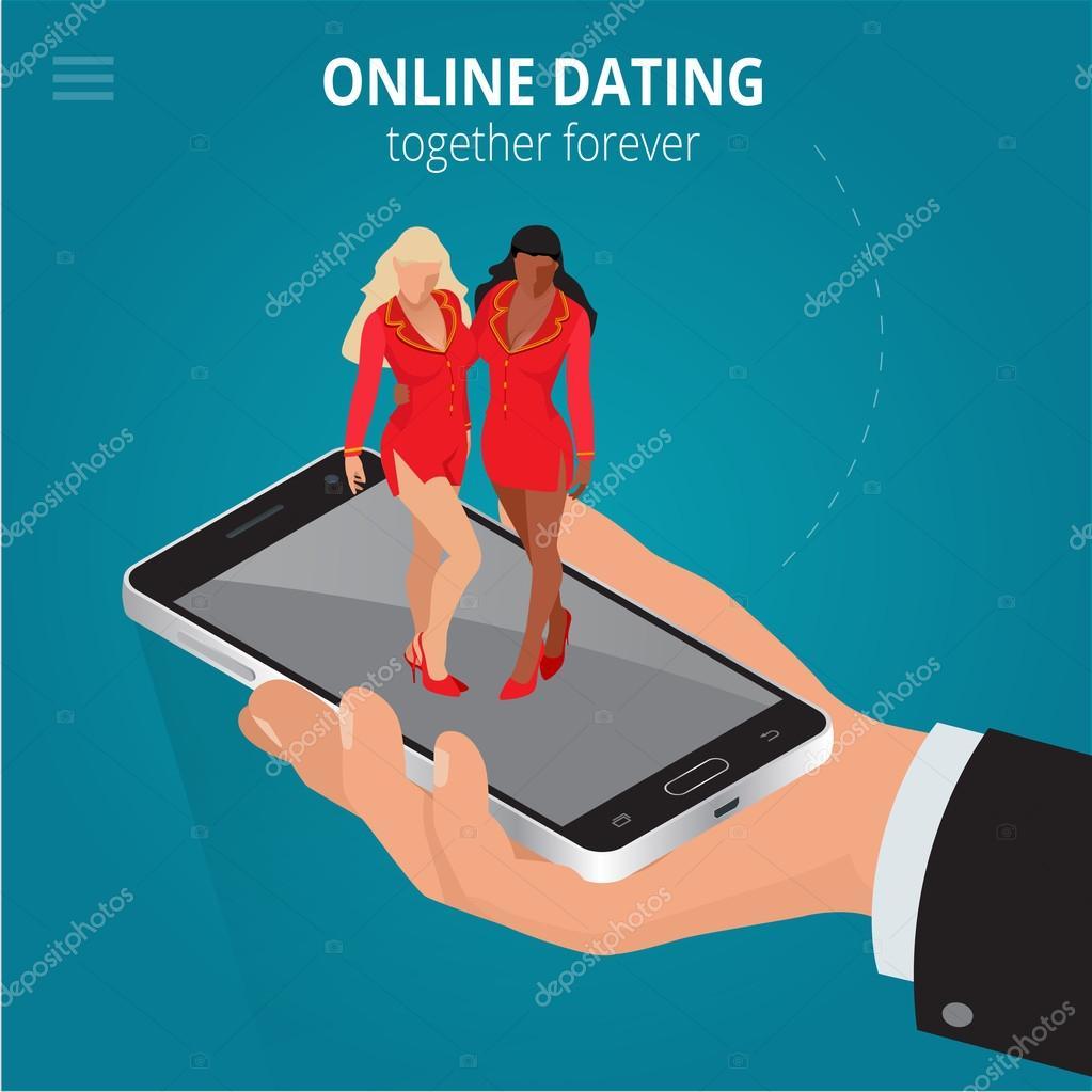 Online dating interracial