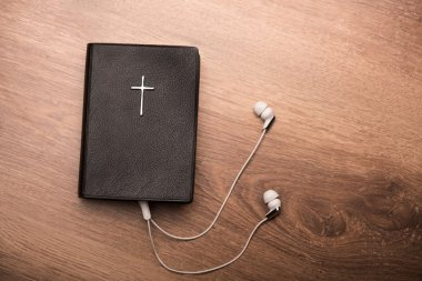 You can listen to your favorite psalms