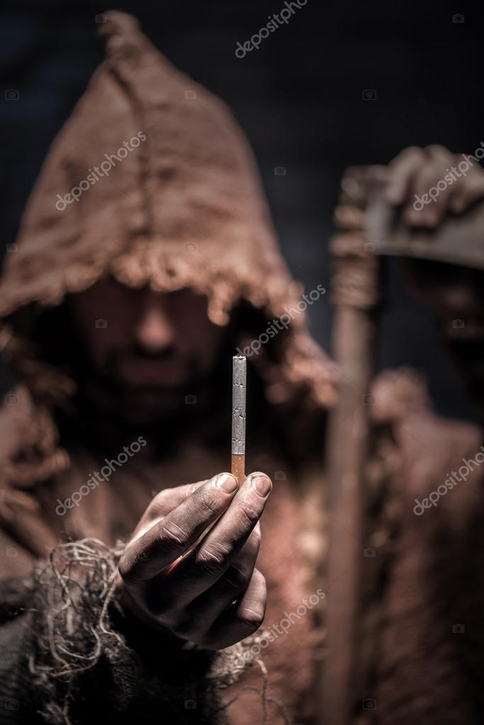 Smoke this and you will be dead