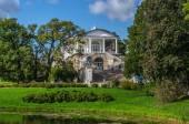 Fotografia La Galleria di Cameron a Tsarskoye Selo, vicino San Pietroburgo