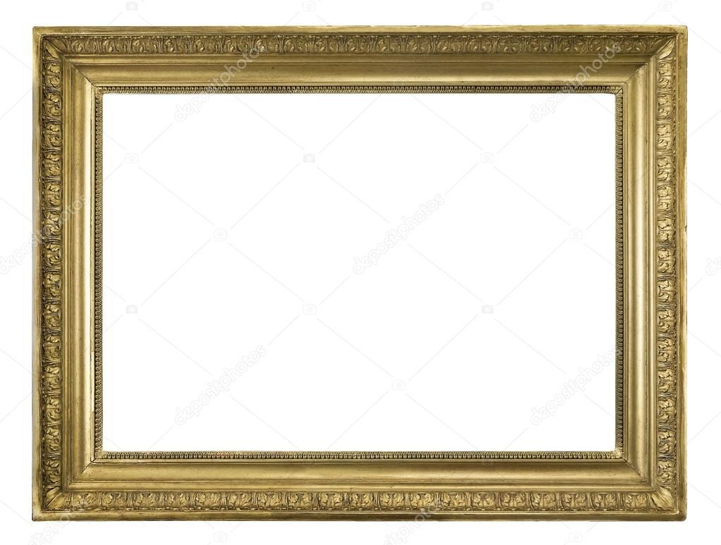 colgante rectangular marco o espejo — Foto de stock © JAK30 #66792973
