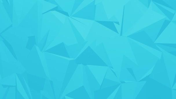 Kék vállalati sokszög háttér