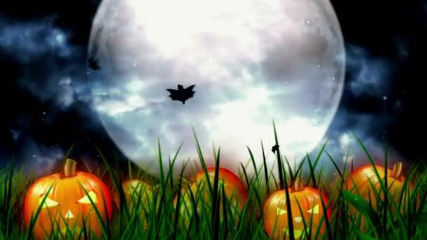 Video Halloweenské noci