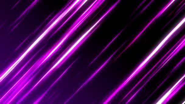Looping Neon fénycsíkok - rózsaszín lila