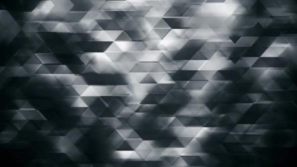 Sötét háromszögek Absztrakt háttér