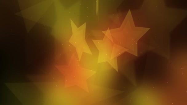 Elegantní hvězdicové smyčkové pozadí