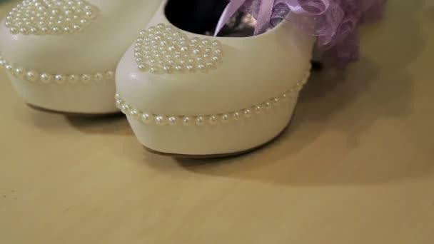 wedding shoes bride.