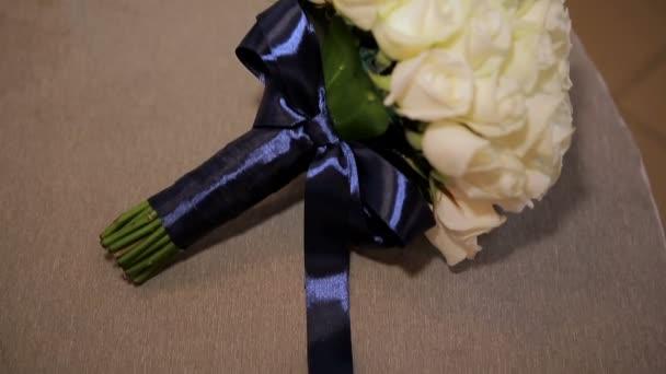Svatební kytice růží