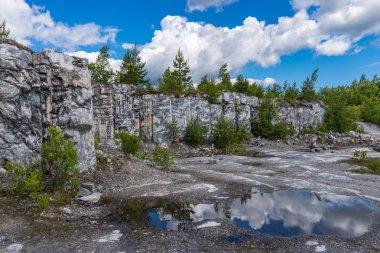 Italian Quarry Park Ruskeala