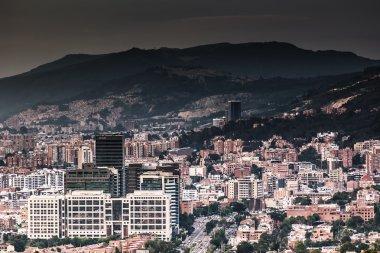 Bogota dark