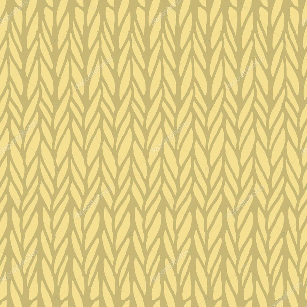 Punto decorativo trenzas de patrones sin fisuras — Archivo Imágenes ...