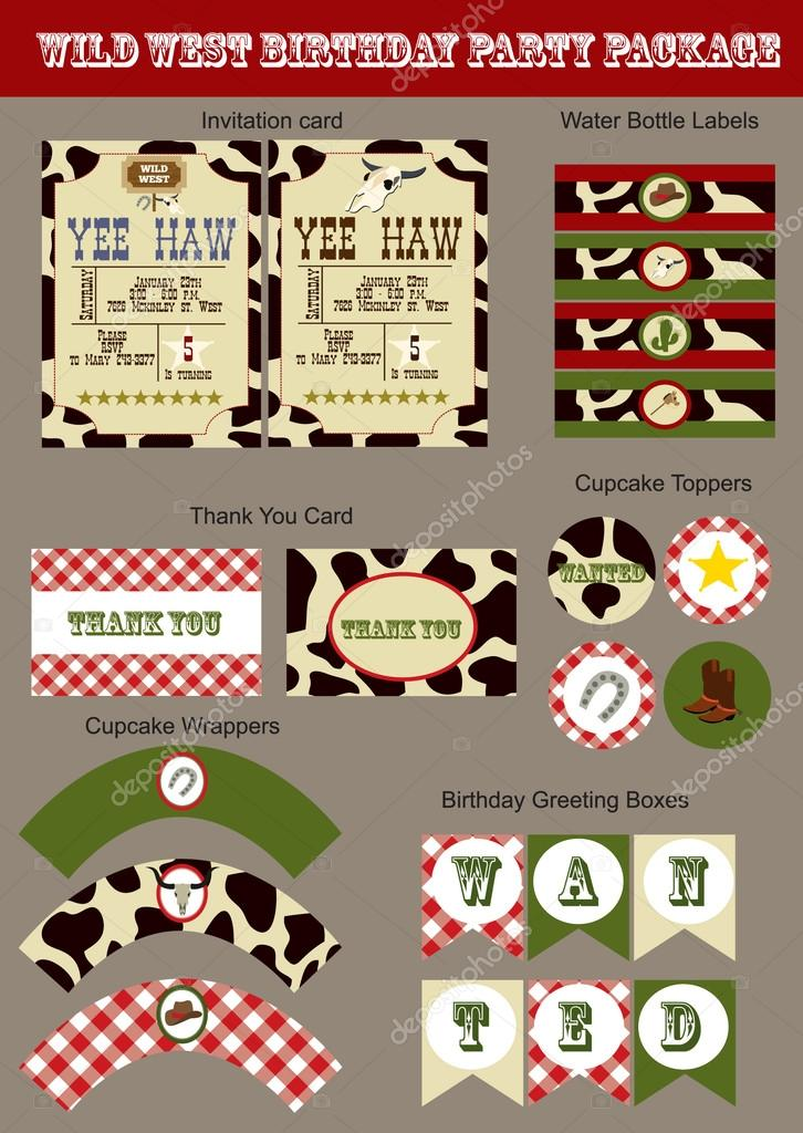 Texas birthday set stock vector miobuono12 62676551 happy birthday card with texas theme vector by miobuono12 bookmarktalkfo Gallery