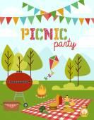 Fotografie piknik
