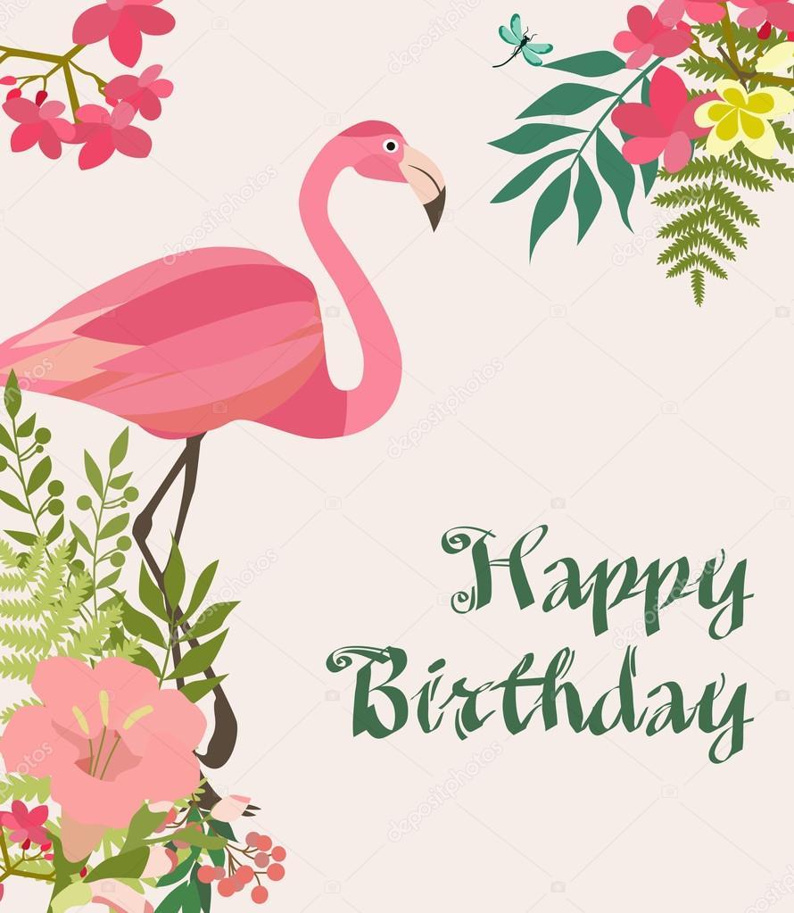 Grattis På Födelsedagen-kort