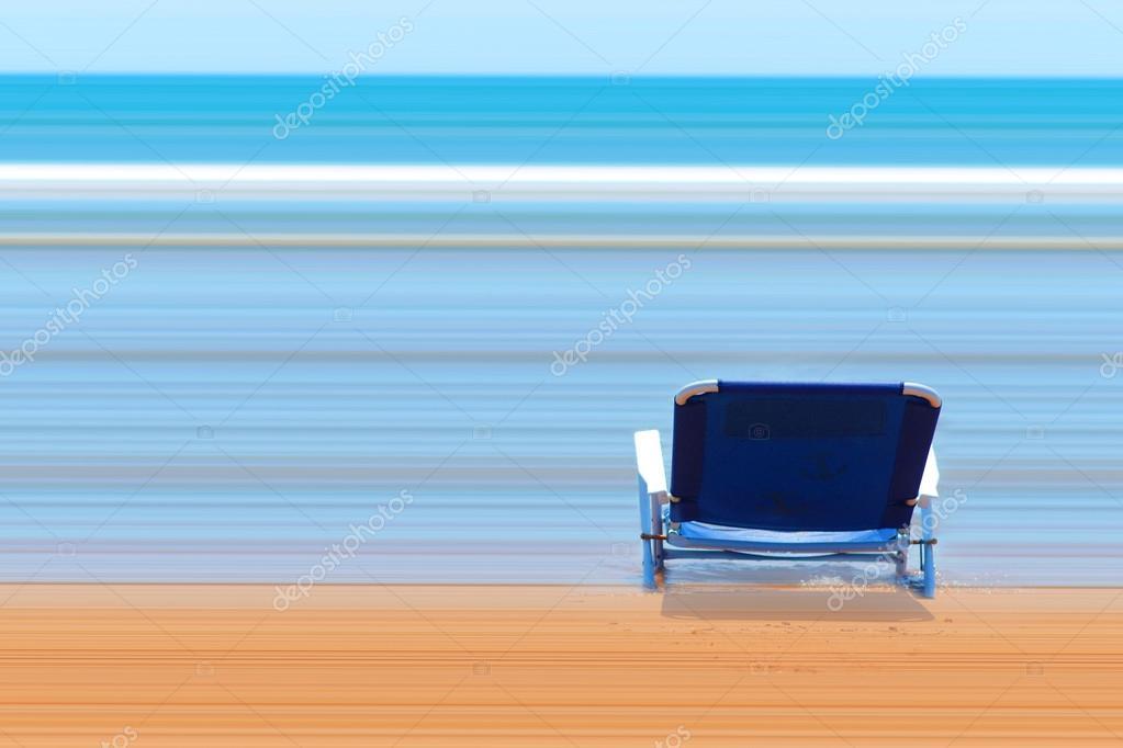 Sedie A Sdraio Da Mare.Sedia A Sdraio Da Mare Foto Stock C Oraziopuccio 97392294