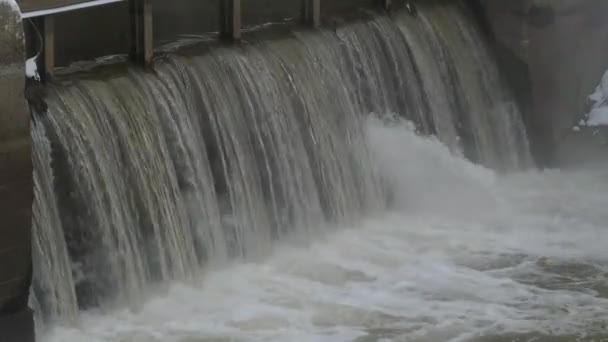 Vízkezelő létesítmény a városban
