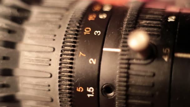 TV Camera ,Lens, Focus