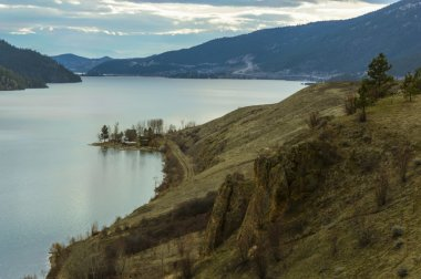 Kalamalka Lake in the Okanagan Valley