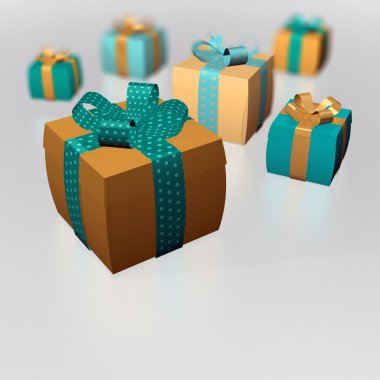 Gifts brown