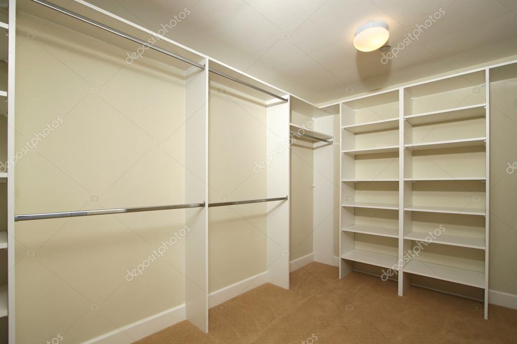 Empty closet for storage Stock Photo Redav 62804453