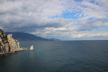 Crimea, Ayu-Dag Mountain, Yalta