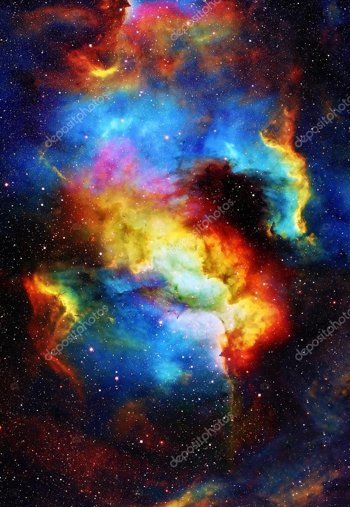 colorful galaxy extra large - HD1440×2560