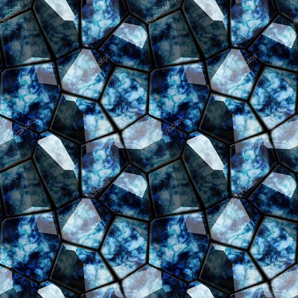 Seamless Marble Floor Pattern Of Sharp 3d Stones Stock Photo C Tapankas 71819715