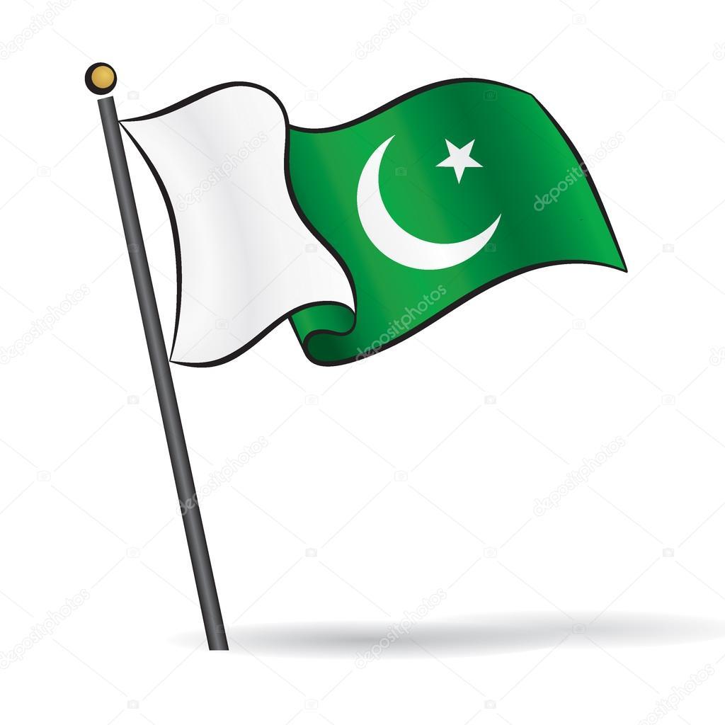 Αποτέλεσμα εικόνας για πακιστανική σημαία