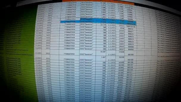 Zpracování dokumentu v počítači aplikace Excel