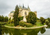 Fotografie Starý zámek Bojnice