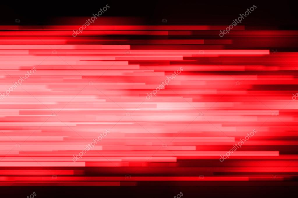 Movimento Su Sfondo Rosso Astratto Foto Stock Kittikornph 74250093