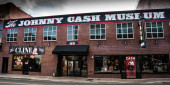 Johnny Cash Museum in Nashville, Tennessee, USA