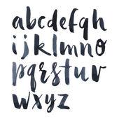 Fotografie Akvarel abeceda