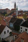 Fotografie krumlovský zámek