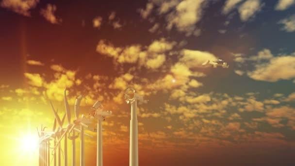 Umzug über aufwachsen bauen Anlagen zur Energieerzeugung